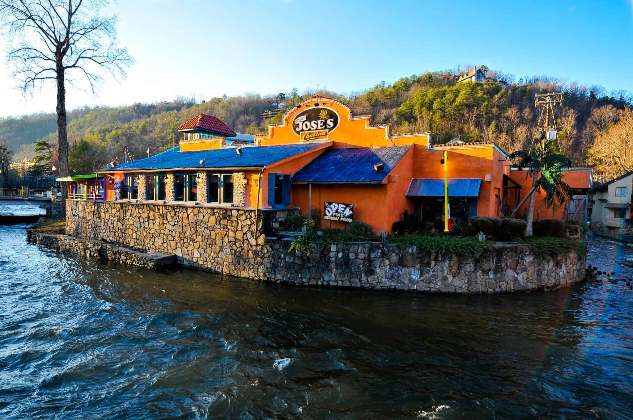 No Way Jose's Cantina in Gatlinburg, TN